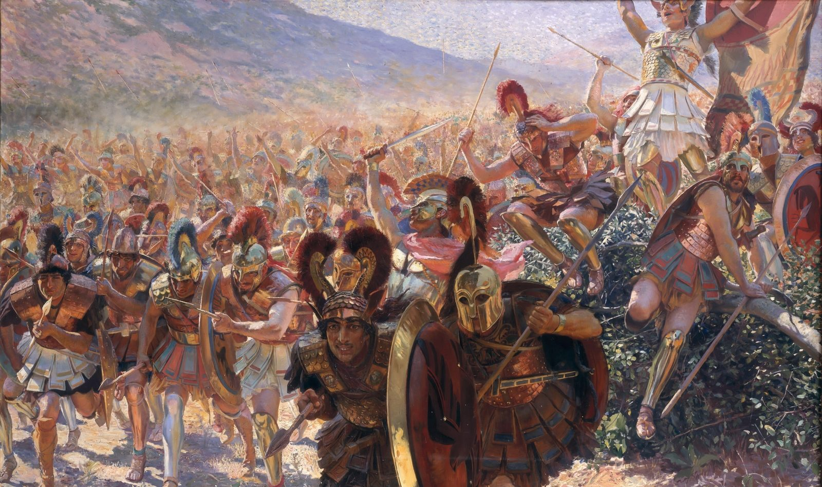 Ламийская война