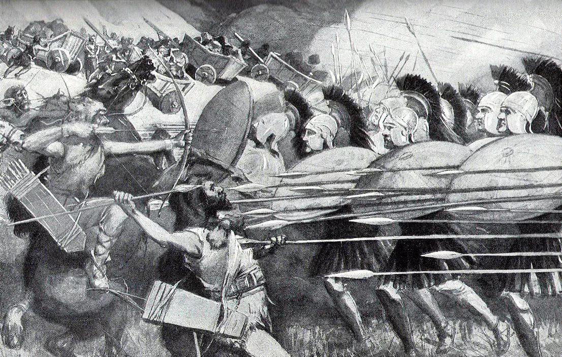 битва при мегалополе