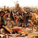 Самая кровавая битва в древнегреческой истории