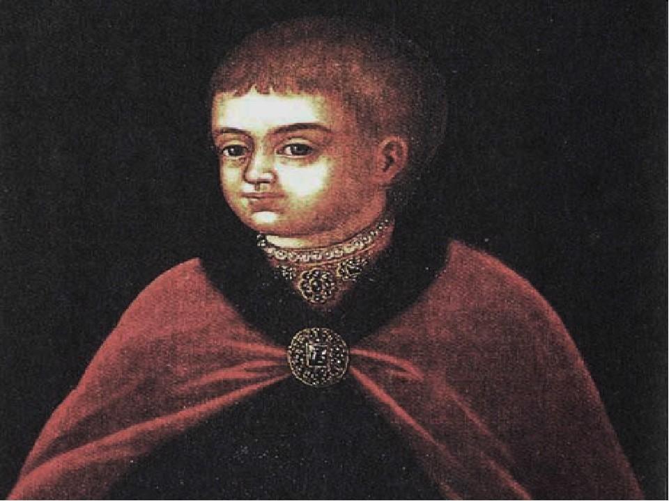 Детство Петра Великого