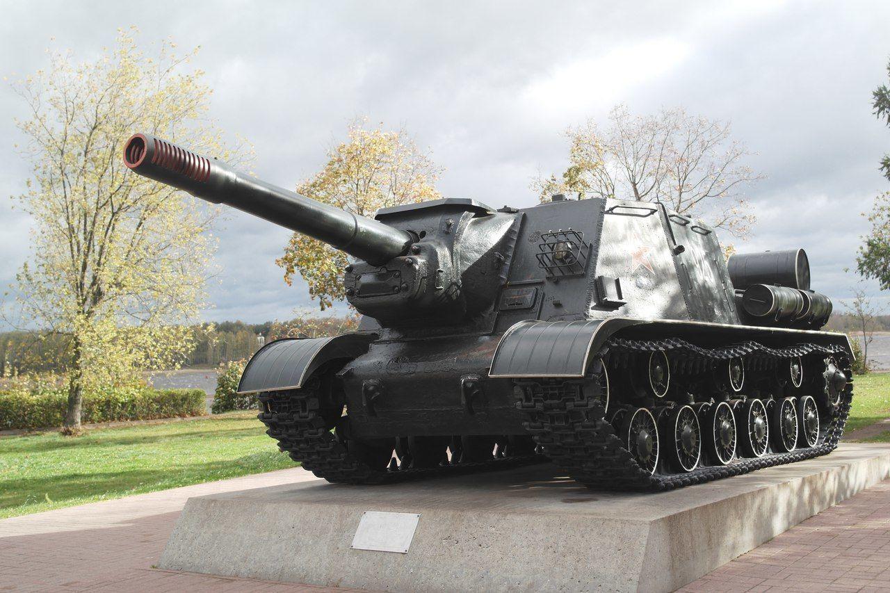Как появились танки семейства ИС и САУ ИСУ