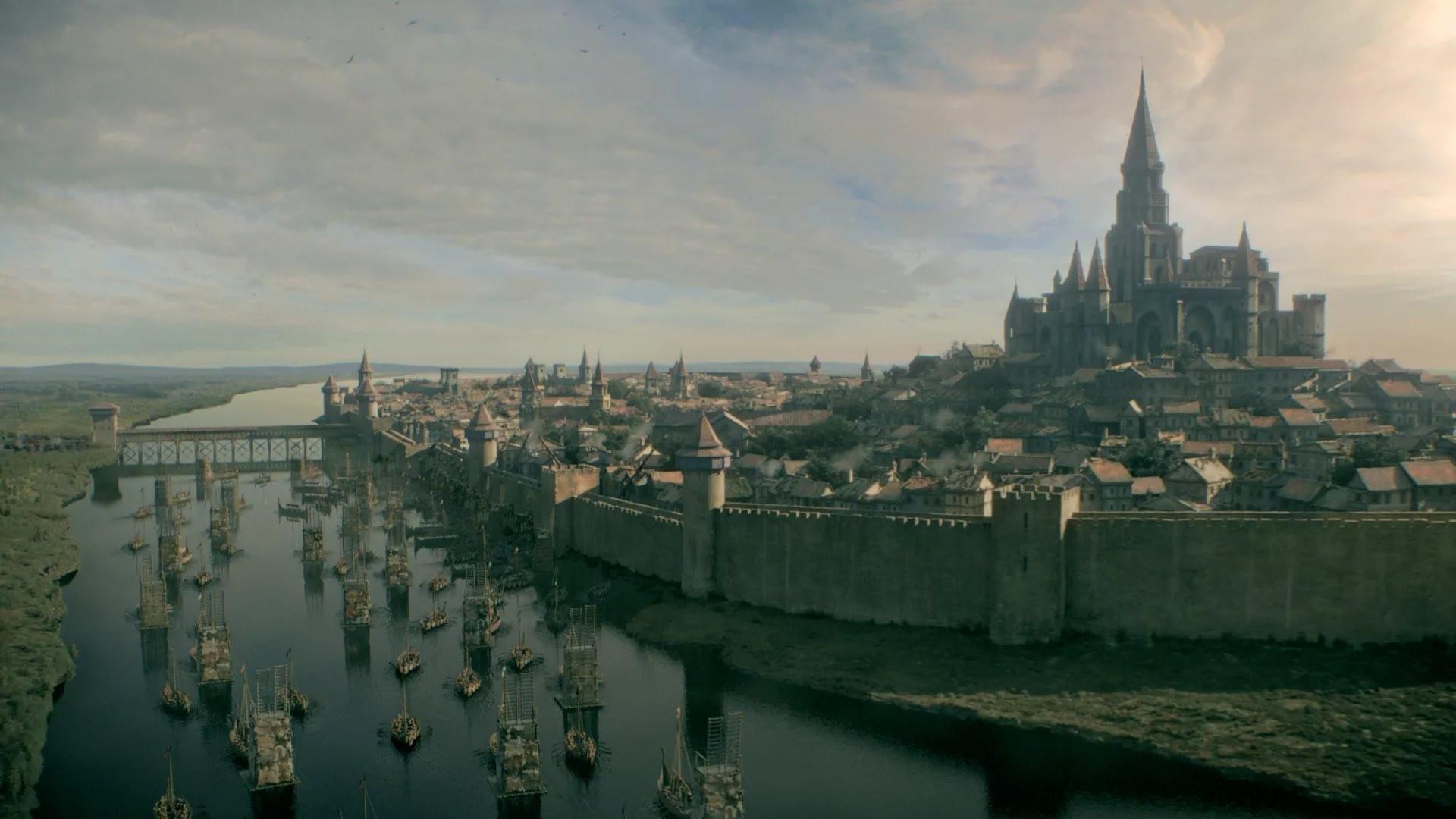 Набеги викингов на Париж