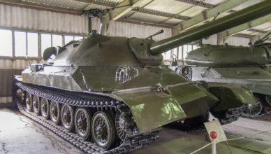 Как зародились танки ИС-6 и ИС-7