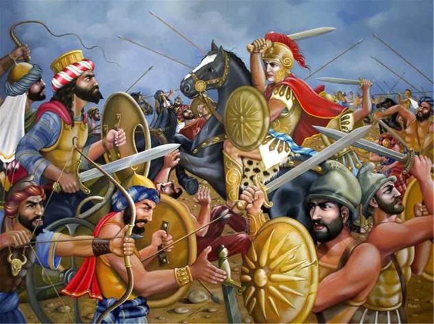 Битва при Персидских воротах