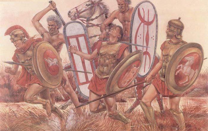 Битва при Аллии