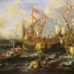 Бой, который привёл к образованию Римской империи