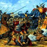 Одна из крупнейших битв в биографии Александра Македонского