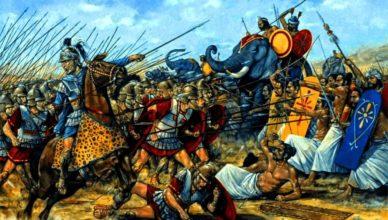Битва на реке Гидасп