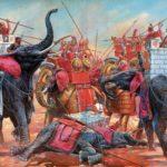 Битва при Рафии — битва слонов