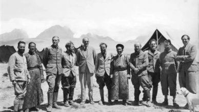 Что Гитлер искал на Тибете?