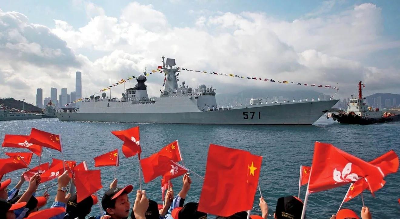 Военно-морской флот Китая 1433 года нашей эры