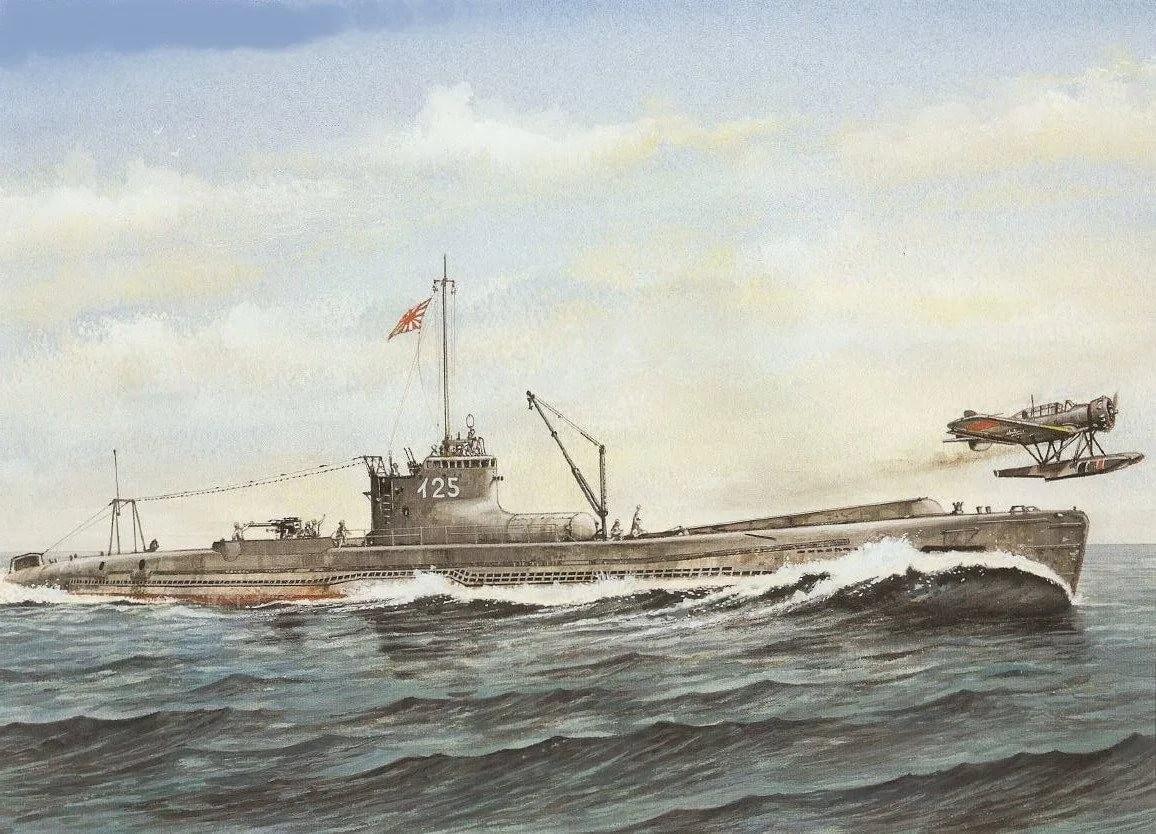Императорский флот Японии 1941 года