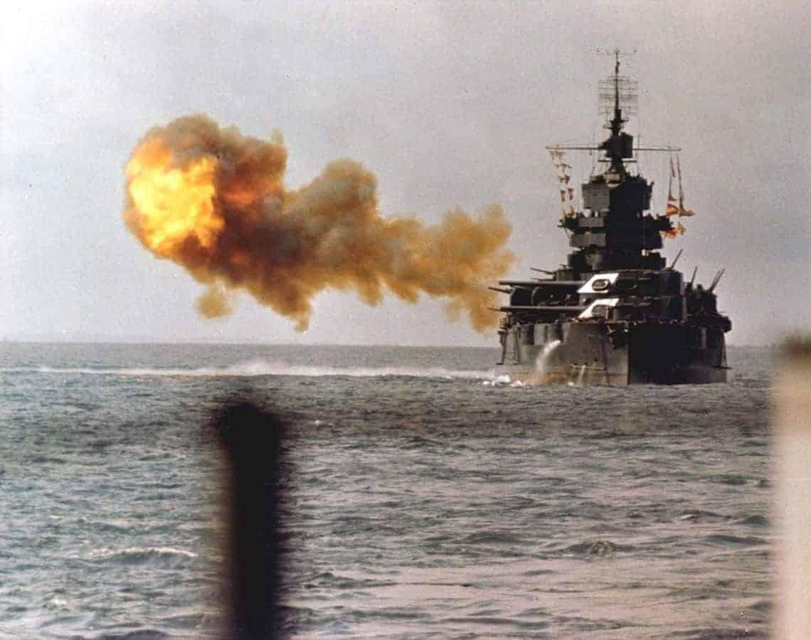 Военно-морской флот США 1945 года