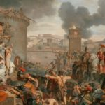Крах древней Греции
