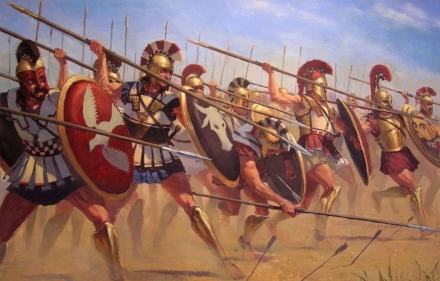 Битва при Мантинее