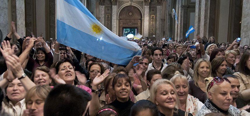 Как Аргентина стала белой