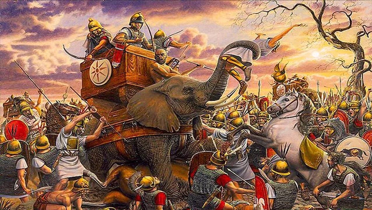 битва при Каркаре