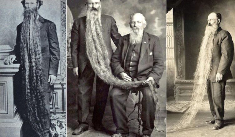 Борода на руси - история ношения