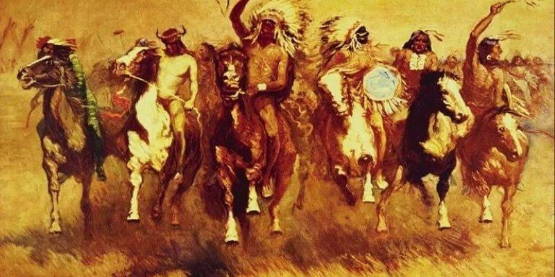 племя команчей