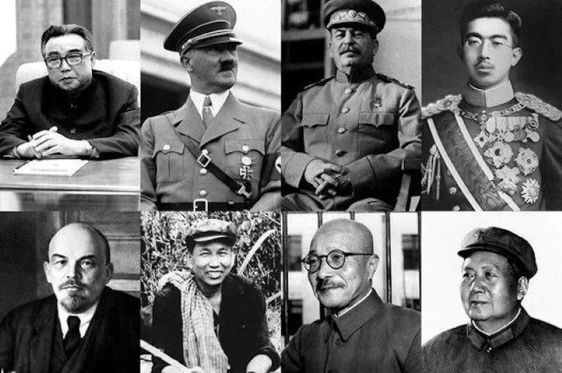 10 худших диктаторов в истории