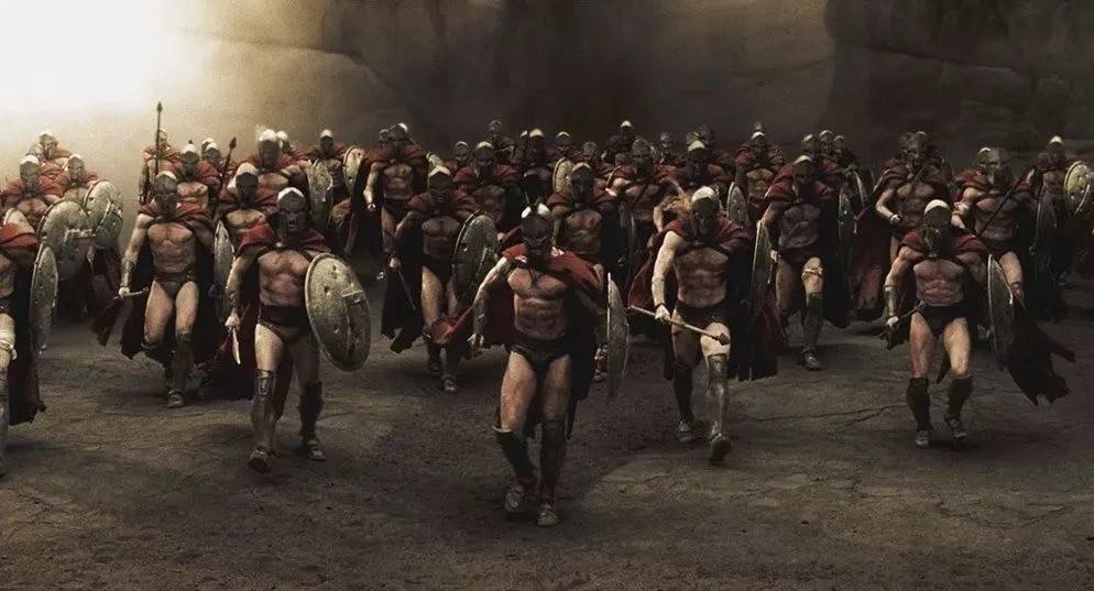 «300 спартанцев»