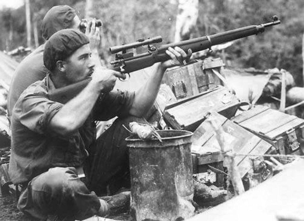 Методы борьбы немцев против коммандос