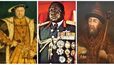 Топ-5 узурпаторов власти в истории