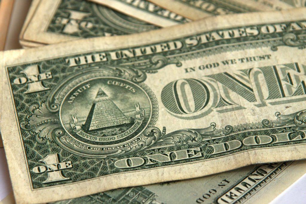 Откуда взялся доллар?