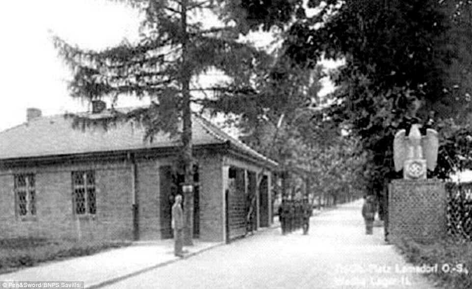 Шталаг 344 в Ламбиновицах - Ламсдорф