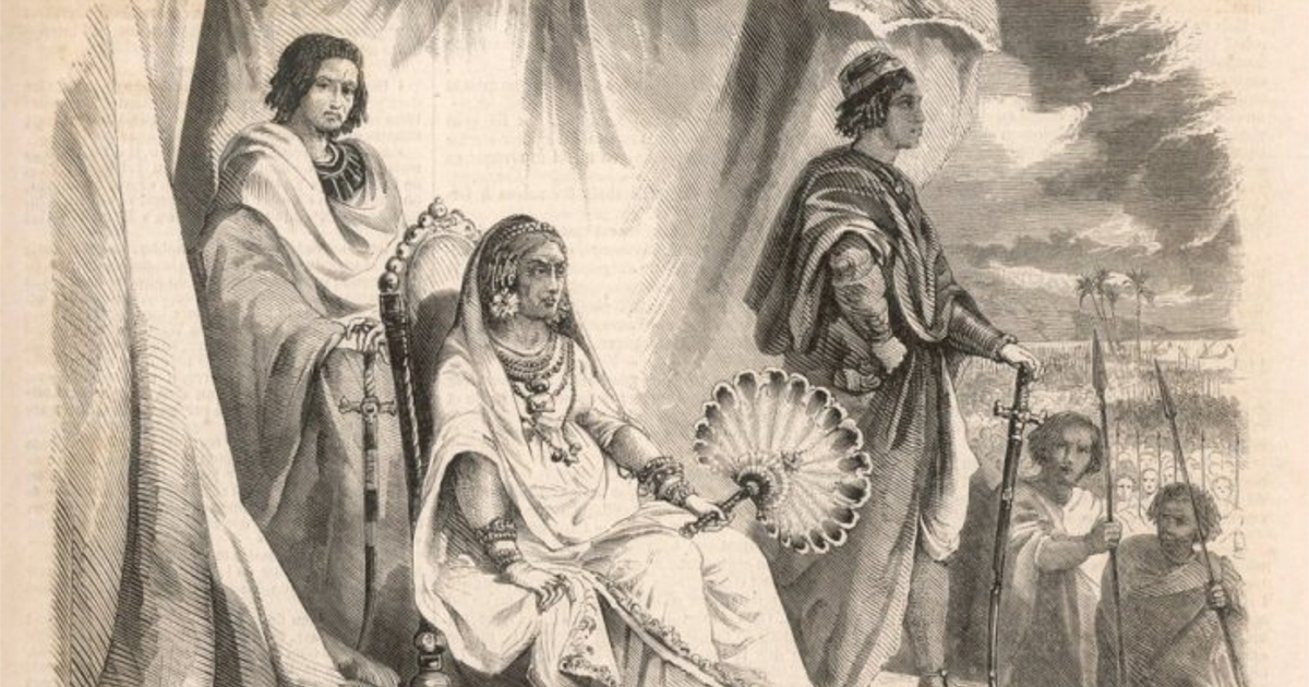 Королева Ранавалуна I