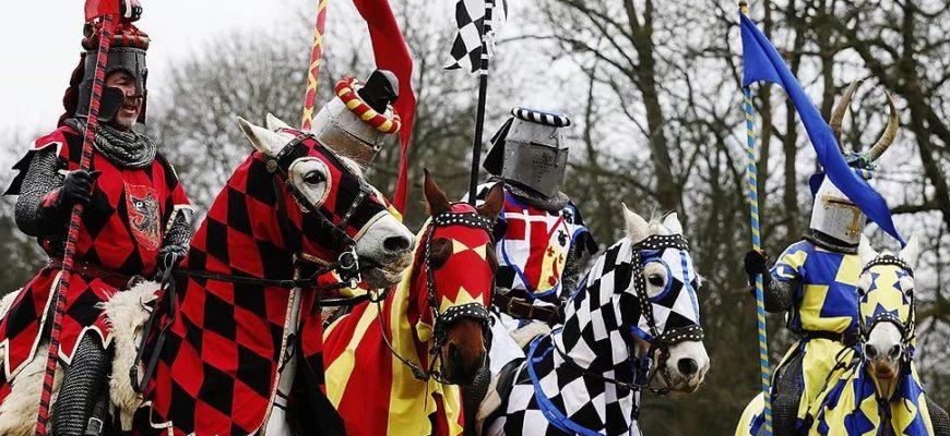 Рыцарство в Англии