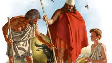 Воспитание детей в древней Спарте