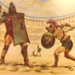 Кто придумал гладиаторские бои?