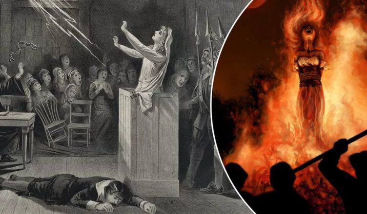 Бесчинства святой инквизиции