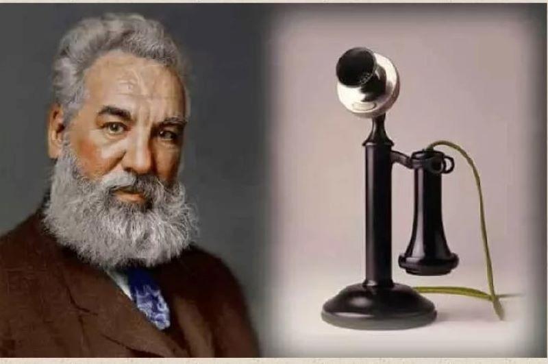 Кто изобрёл телефон?