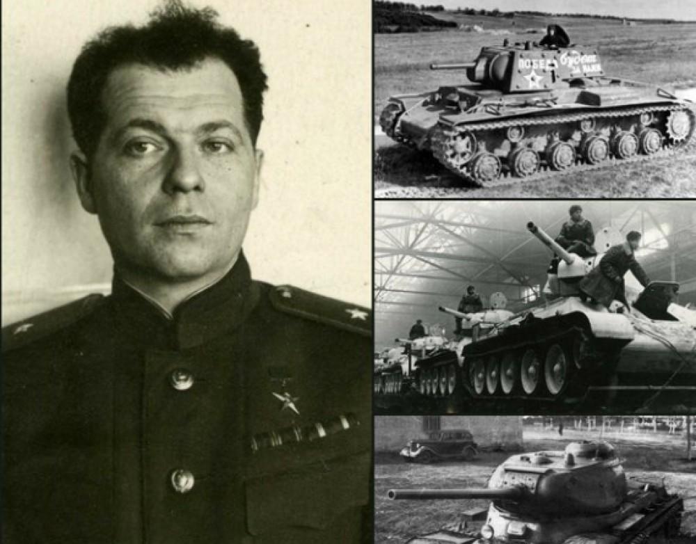 Прозорливость танкового конструктора Котина