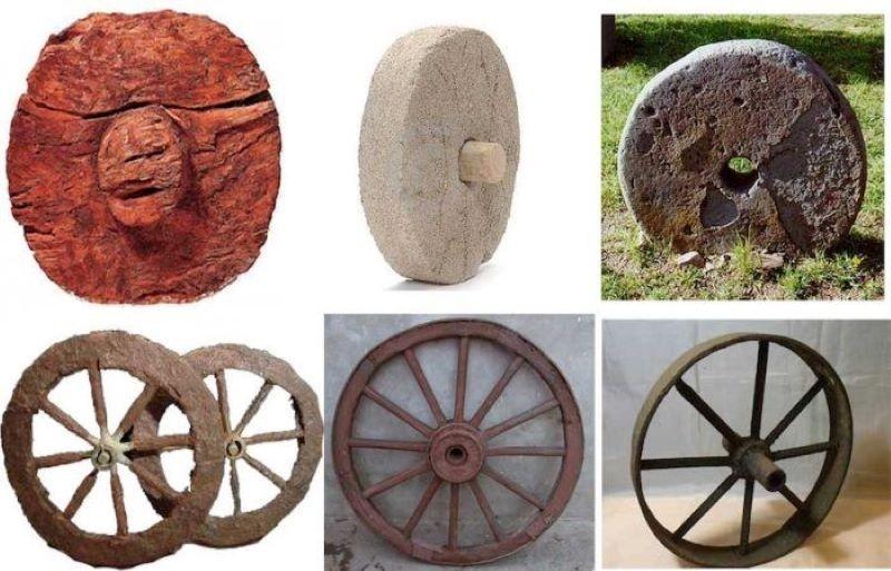 Как изобрели колесо
