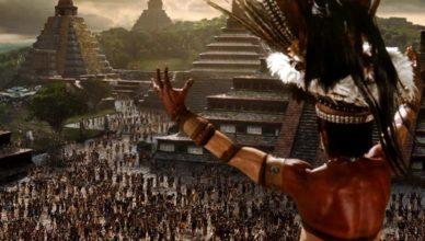 Как исчезла империя Майя?