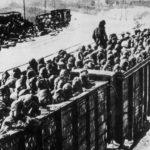 Как немцы транспортировали пленных
