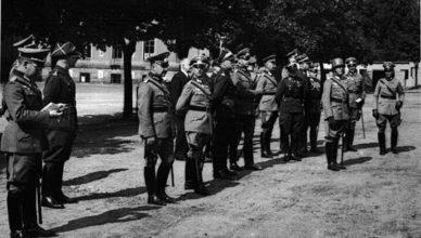 Преступления немцев против высших офицеров Польши