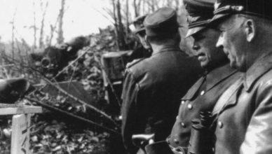 Убийство немцами генерала Ткаченко