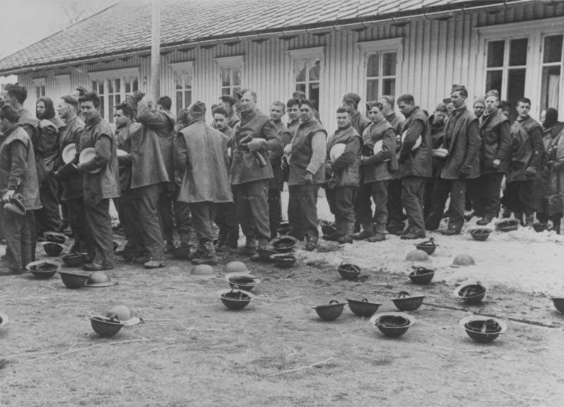 Какие предлоги придумывали немцы для расстрела военнопленных