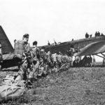 Права летчиков и парашютистов во Второй мировой войне