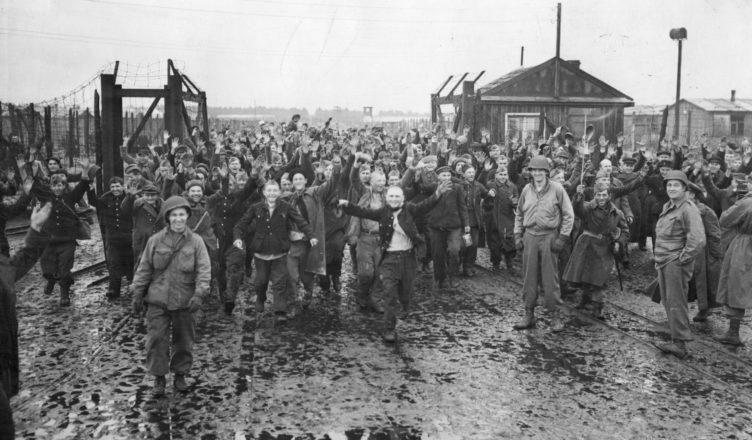 Как жили Советские военнопленные в дулагх и шталагах