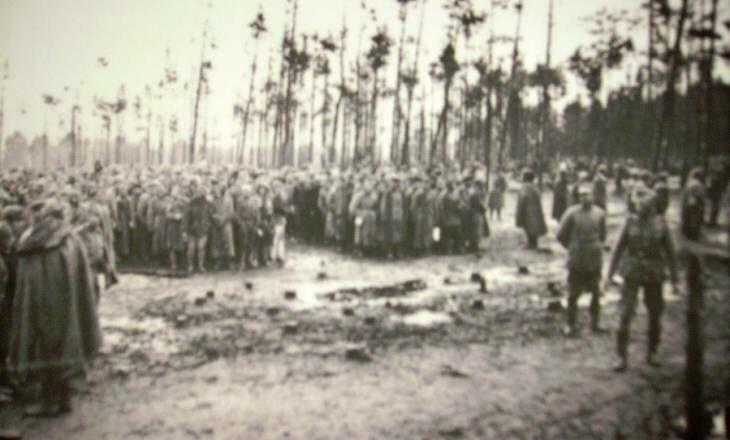 Голодная смерть Советских военнопленных