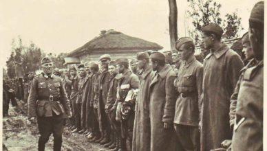 Планомерное истребление пленных в дулагах и шталагах