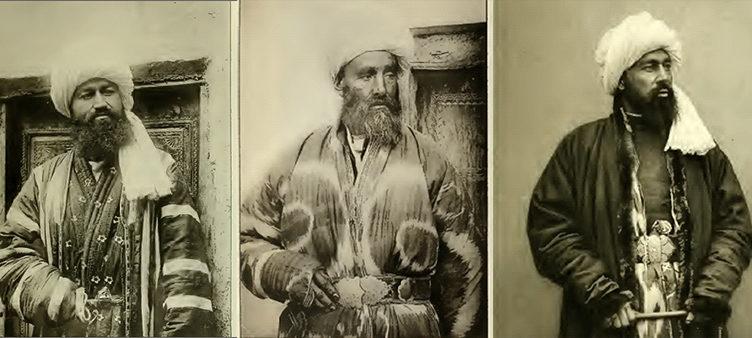 Кто такие таджики?