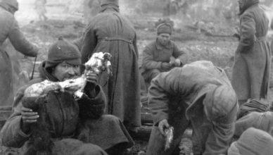 Как немцы относились к пленным «неизлечимым» больным