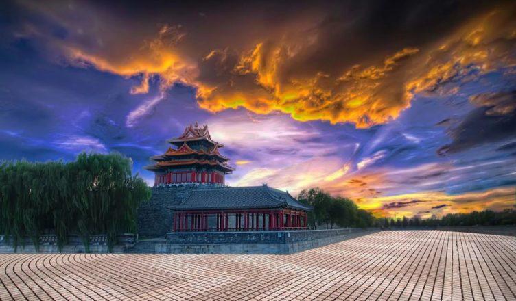 Закат Китайской империи