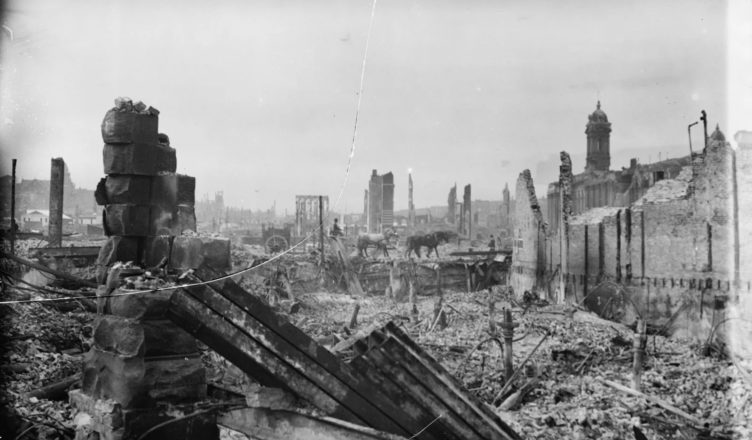 Самые крупные уничтоженные города, которые отстроили заново